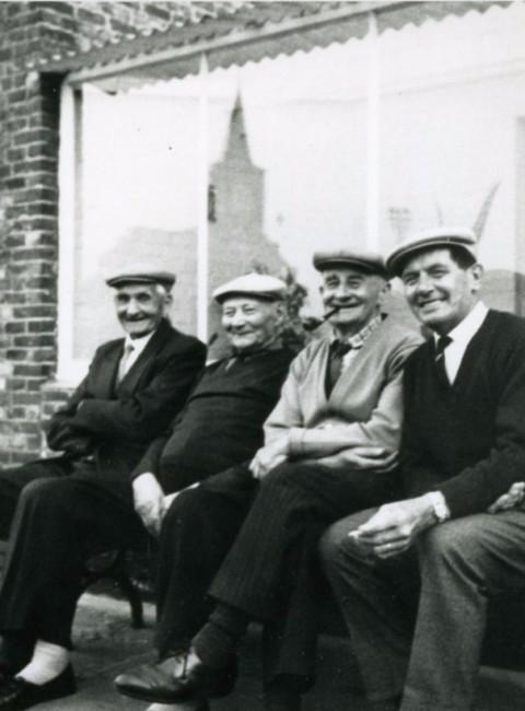 filosofen van de Zuidstraat