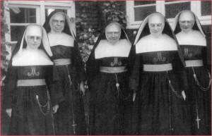 zusters van Maria
