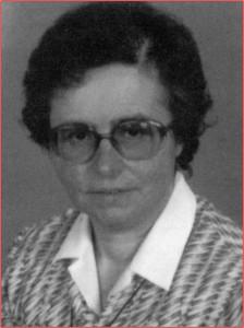 Zuster Rosina