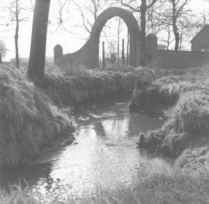 beek en kerkhofpoort 1960