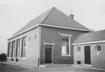 Schoolgebouw Bivakstraat