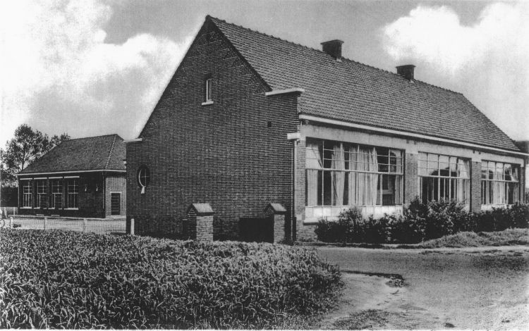 Jongensschool Bivakstraat