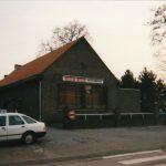 Korspel oude jongensschool - heden parochiezaal