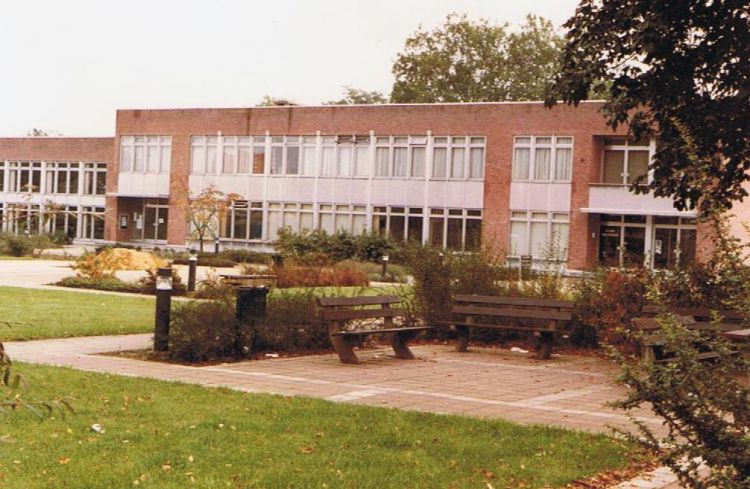 Gemeentehuis 1984